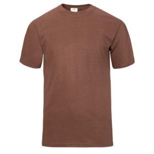 Koszulka brązowa Fruit Of The Loom