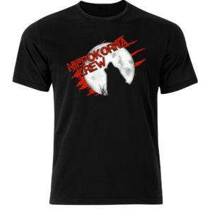 Koszulka patriotyczna z nadrukiem niepokorna krew