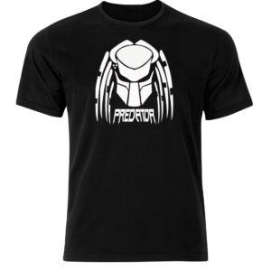 koszulka z nadrukiem predator