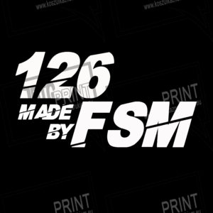 126 made by fsm