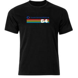 Commodore 64 koszulka z nadrukiem