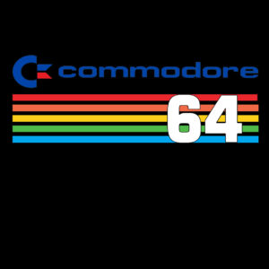 commodore 64 tło