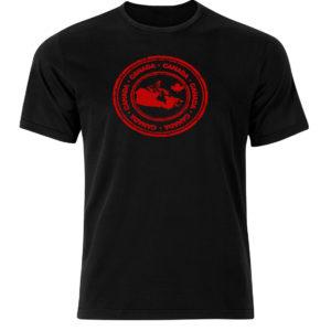 Koszulka z nadrukiem Kanada