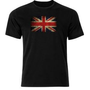 Koszulka z nadrukiem flaga Anglii