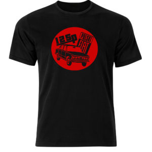 Koszulka męska Fiat 125p