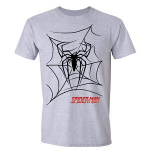 T-shirt filmowa z nadrukiem Spider-Man