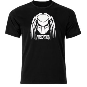 Koszulka film, koszulka męska filmowa z nadrukiem Predator