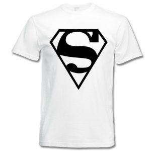 Koszulka film, koszulka męska filmowa z nadrukiem Superman
