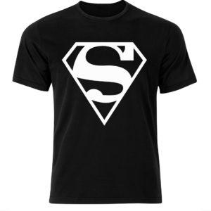 Koszulka film, t-shirt męski filmowy z nadrukiem Superman