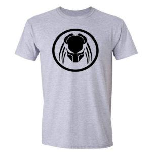 Koszulki film, T-shirt męski z nadrukiem Predator