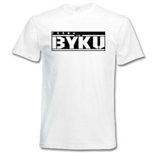Koszulka na trening, koszulka sportowa z nadrukiem FORMA PO BYKU