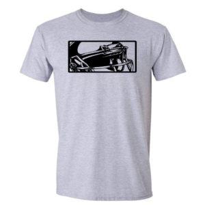 Koszulka treningowa, t-shirt sportowy Futbol Amerykański