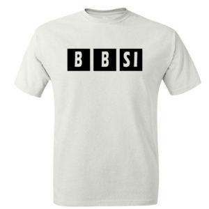 Śmieszne koszulki. Koszulka z nadrukiem BBSI