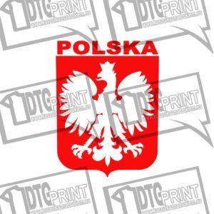 Polska godło polski