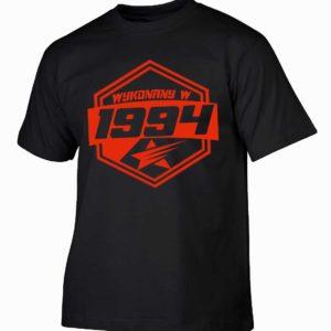 Koszulki na urodziny wykonany w 1994 prezent urodzinowy