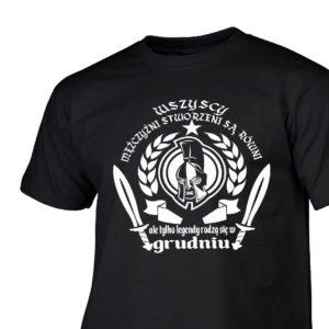 T-shirt męski wszyscy mężczyźni urodziny grudzień