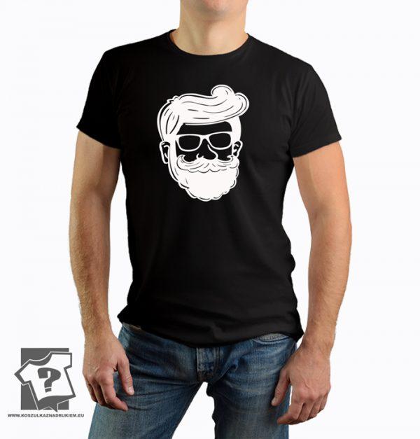 Koszulki z motywem piwa, piwowar - męska koszulka z nadrukiem