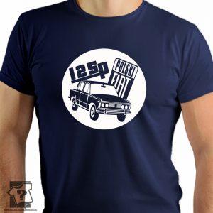 125p polski fiat - koszulki z nadrukiem