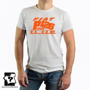 Fiat126 - 126 powodów do dumy - koszulka z nadrukiem