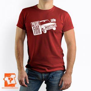 Koszulka fiat 125p - koszulka z nadrukiem dla fanów motoryzacji