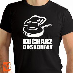 Kucharz doskonały - koszulki z nadrukiem