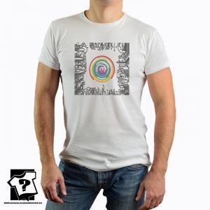 Sonda - koszulka z ikonami lat 80 PRL - koszulka z nadrukiem