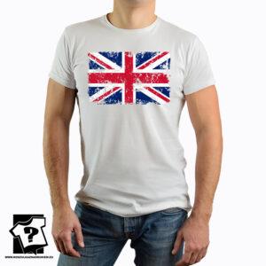 Flaga Anglii - koszulka z nadrukiem