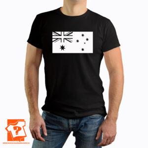 Flaga Australii na koszulce - koszulki z nadrukiem