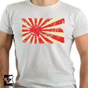 Flaga Kamikaze - koszulki z nadrukiem