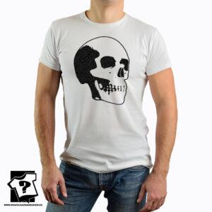 Koszulka czaszka - koszulki z nadrukiem