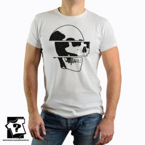 T-shirt czaszka - koszulka z nadrukiem