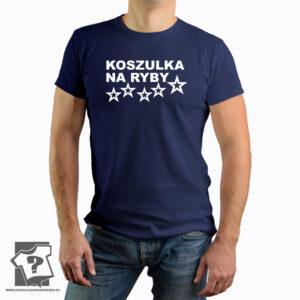 Koszulka na ryby - koszulka z nadrukiem