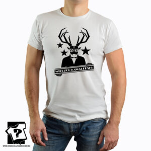 Wieczór kawalerski - koszulka z nadrukiem