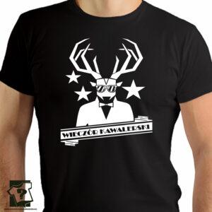 Wieczór kawalerski - koszulka z nadrukiem - koszulki na wieczór kawalerski