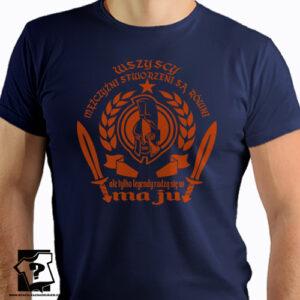 Ale tylko legendy rodzą się w maju koszulka z nadrukiem prezent dla chłopaka