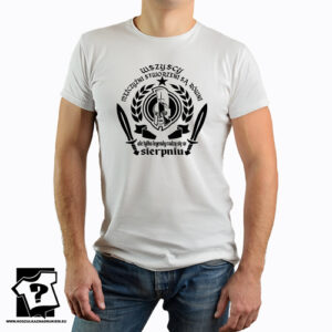 Ale tylko legendy rodzą się w sierpniu koszulka z nadrukiem śmieszny prezent urodzinowy