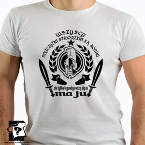 Ale tylko najlepsi rodzą się w maju T-shirt prezent urodzinowy