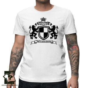 Koszulka na urodziny prezent ze śmiesznym napisem królowie rodzą się we wrześniu