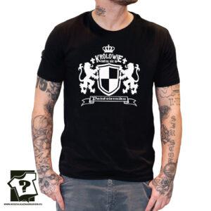 Królowie rodzą się w październiku koszulka z nadrukiem dla chłopaka prezent na urodziny