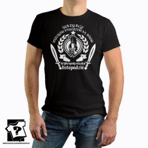 Ale tylko legendy rodzą się w listopadzie prezent koszulka z nadrukiem