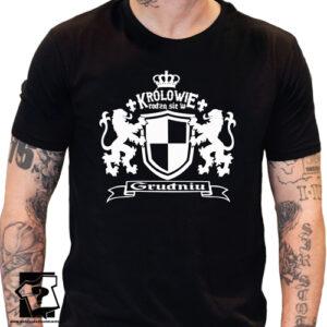 Królowie rodzą się w grudniu koszulka dla chłopaka prezent