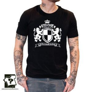 Królowie rodzą się w grudniu koszulka dla chłopaka prezent na urodziny